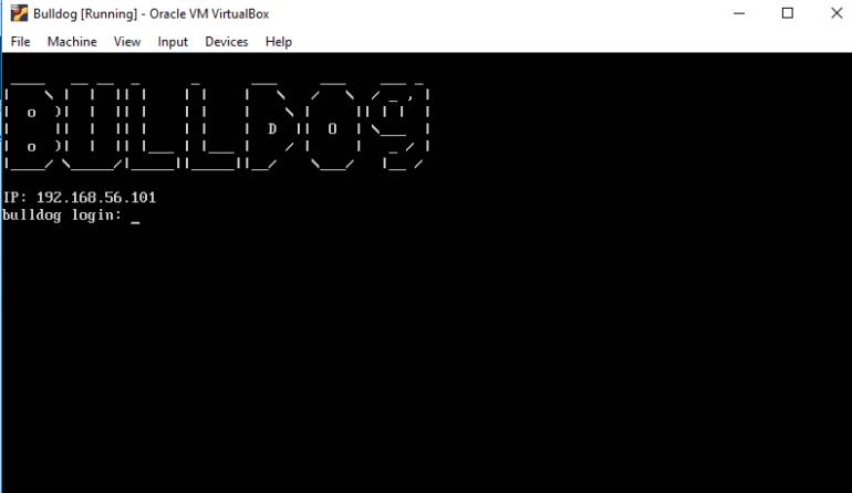 Bulldog CTF Walkthrough | Hack-Ed