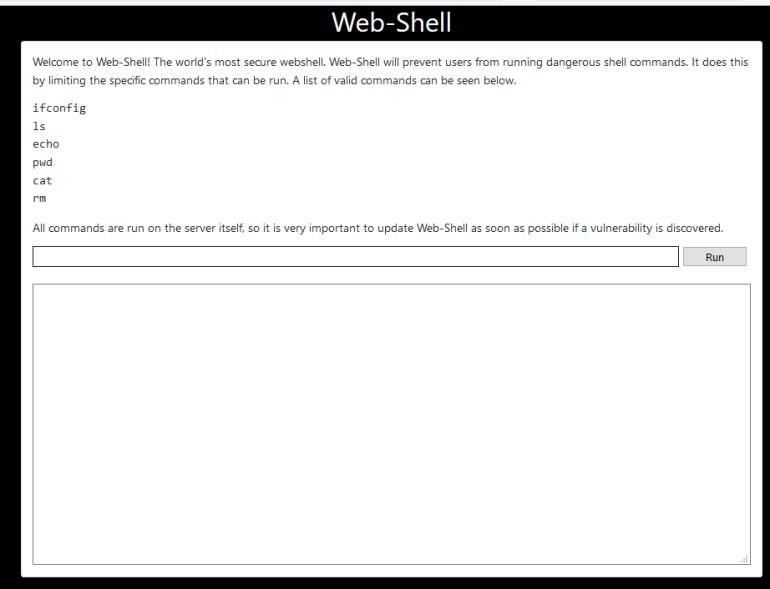 Web Shell Hack